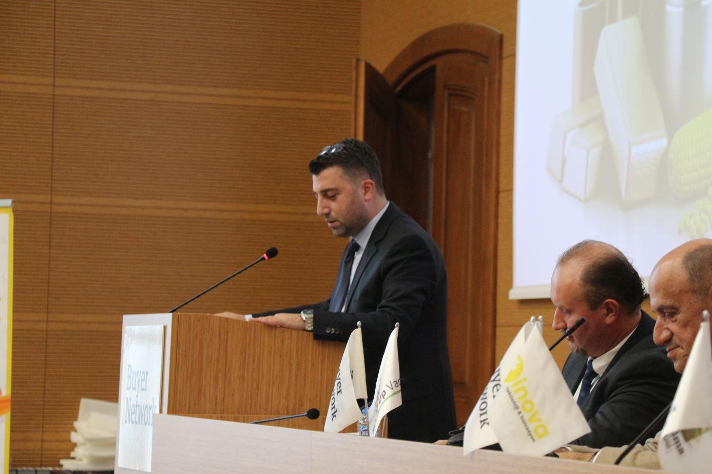 Sasayder Satınalma ve Tedarik Zinciri Konferansı'ndaydı